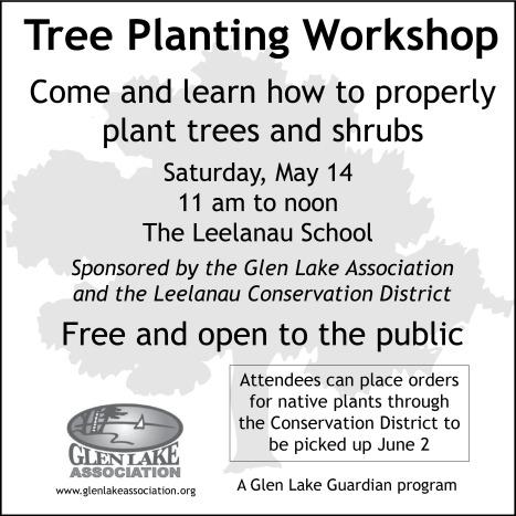 Tree planting ad
